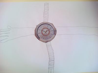 El reloj que se rompió