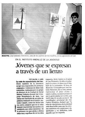 Exposición de pintura 2008