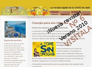 Nuestra revista: DESCUBRENOS - Ya van seis
