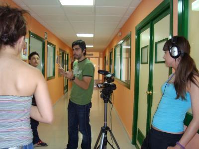 Entrevistamos a Juan Antonio Anguita , Director de Cine